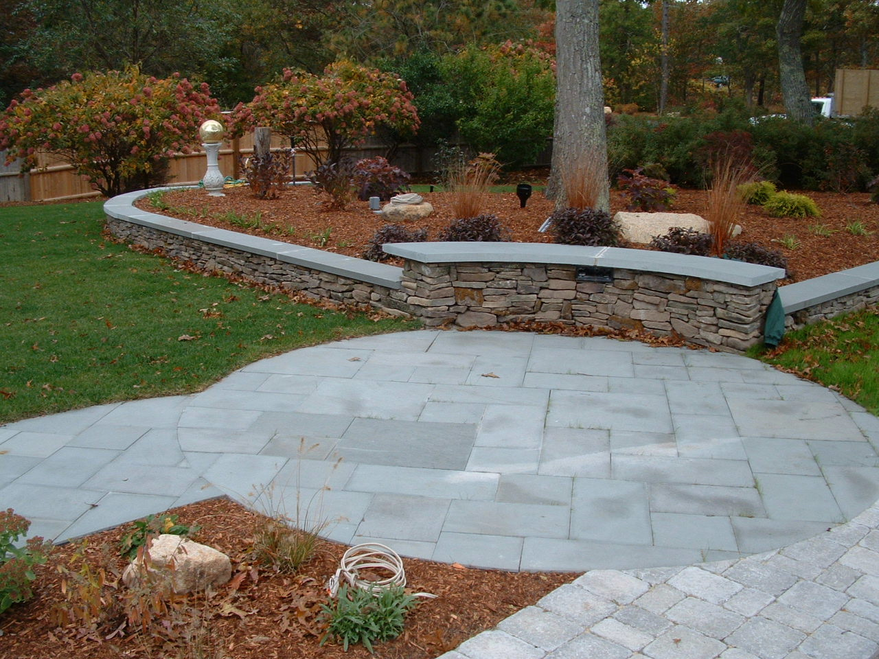 1000 images about outside on pinterest bluestone patio for Bluestone pricing